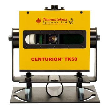 Оборудование для сканирования поверхности вращающейся печи