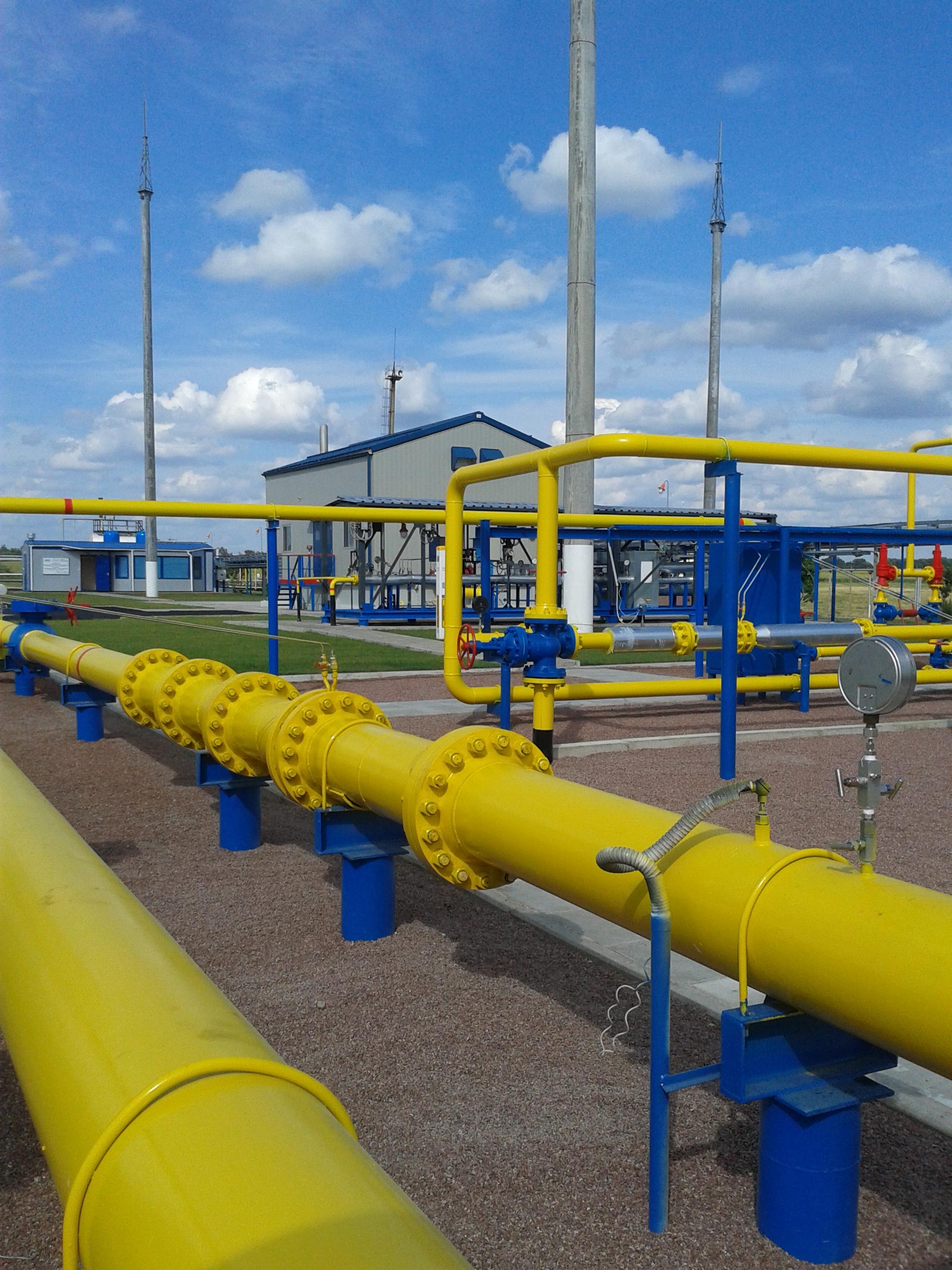 Измерительные комплексы по учету жидкости и газа