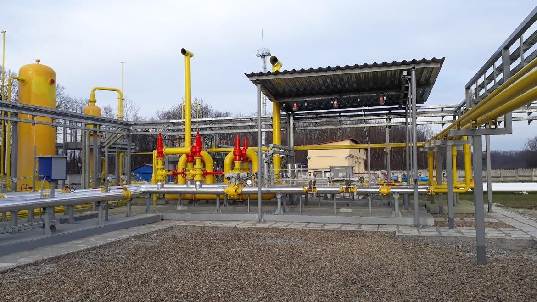 Блочные установки для подготовки газа (сепарация, фильтрация, подогрев, редуцирование)