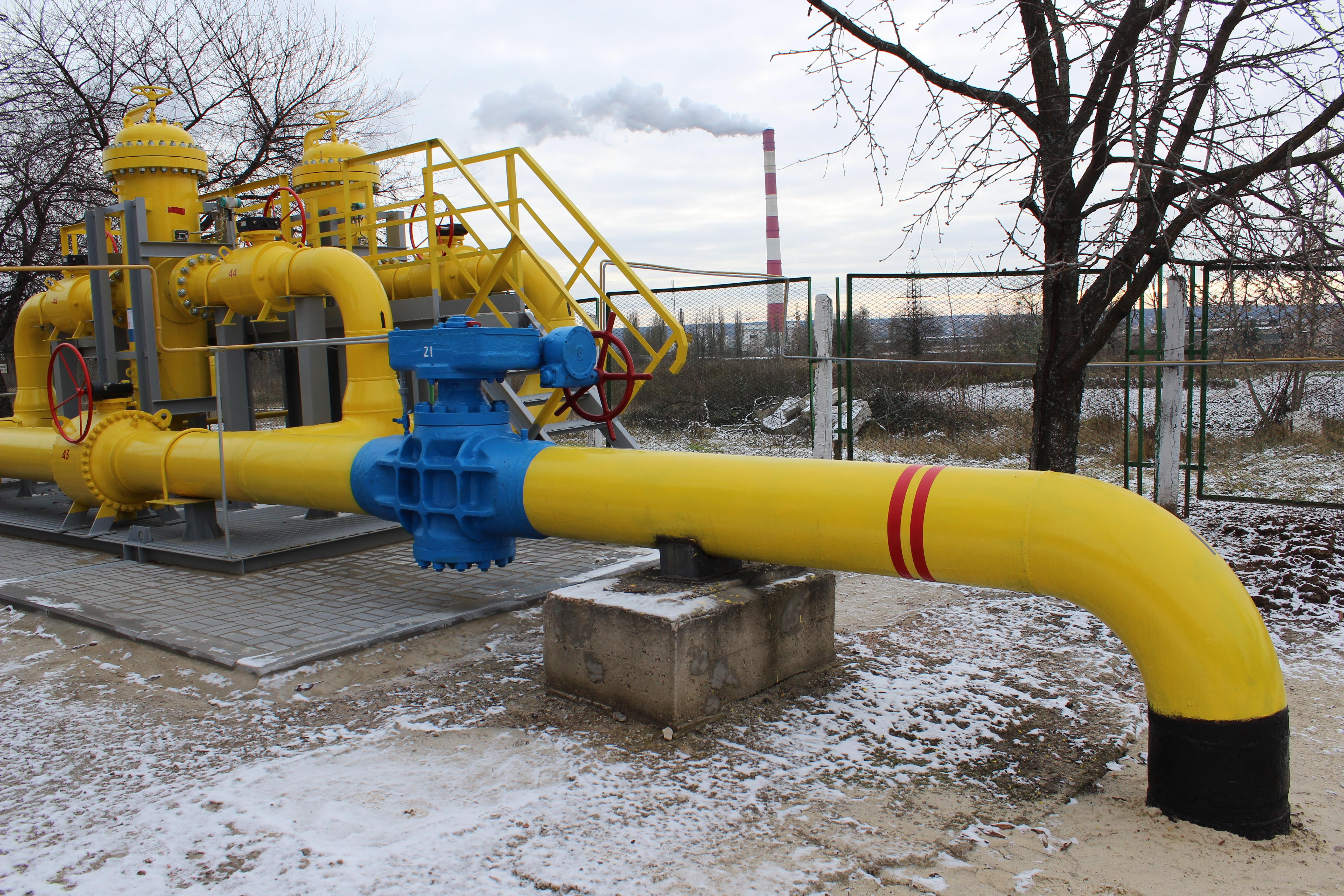 Промышленные коммерческие узлы учета природного газа I - V-й категорий