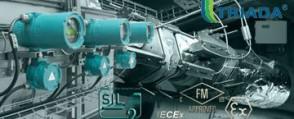 Стационарные расходомеры для жидкостей от FLEXIM.
