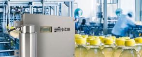 Измерении расхода в отрасли еды и напитков FLEXIM