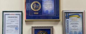 Бізнес-досягнення ТОВ «ІВП ТРІАДА» відзначено нагородою «Лідер галузі 2019»