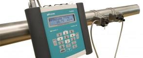 Портативный расходомер газа FLUXUS G601