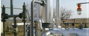 Сданы в эксплуатацию блоки сепарации газа, установленные непосредственно после скважин, с коммерческим учетом газа, воды и конденсата на Ефремовском и Западно-Хрестищенском ГКР