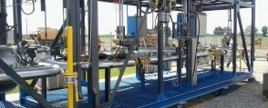 "The booster compression station was launched in operation at Vostochnaya-Poltava gas condensate field by ""Ukrgasvydobuvannya"" company"