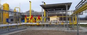 Сданы в эксплуатацию блоки подготовки топливного, пускового, импульсного газа дожимных  компрессорных станций «Дашава» и «Бильче-Волыця»