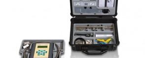 Мобильная система измерения расхода FLEXIM.